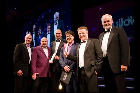 Specialist Contractor of the Year: Alumet Systems